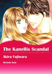 The Kanellis Scandal: Harlequin Comics