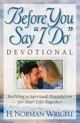 Before You Say I Do Devotional Book PDF
