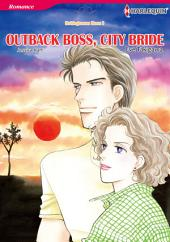 Outback Boss, City Bride: Harlequin Comics