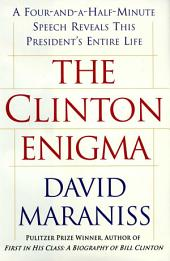 The Clinton Enigma: A Four and a Half Minute Speech Reveals This President's Entire Life