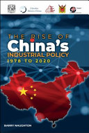The Rise of China s Industrial Policy  1978 To 2020 PDF