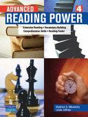 Advanced Reading Power PDF