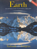 Earth Introduction to Physical Geology