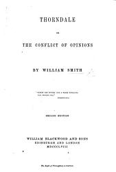 Thorndale Or The Conflict Of Opinions  Book PDF