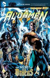 Aquaman (2011- ) #7