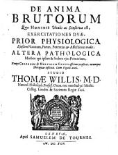De Anima Brutorum Quae Hominis Vitalis Ac Sensitiva Est, Exercitationes Duae