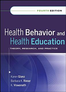 Health Behavior and Health Education Book