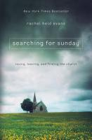 Searching for Sunday PDF