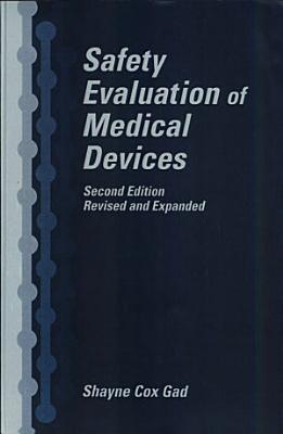 Safety Evaluation of Medical Devices PDF