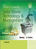 Solid Waste Technology and Management, 2 Volume Set