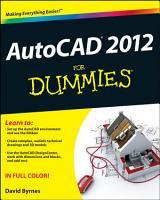 AutoCAD 2012 For Dummies PDF