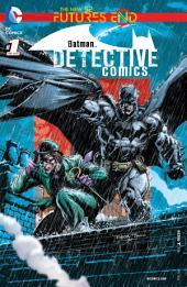 Detective Comics: Futures End (2014-) #1