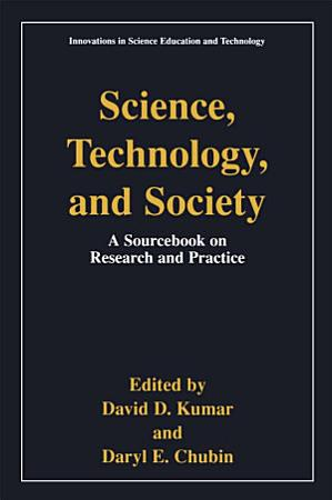 Science  Technology  and Society PDF