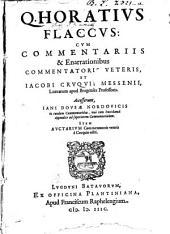 Q. Horativs Flaccvs