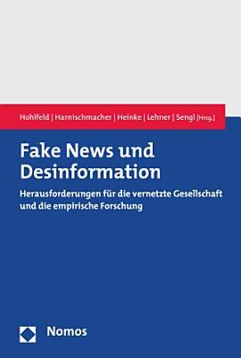 Fake News und Desinformation PDF