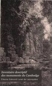 Inventaire descriptif des monuments du Cambodge: Atlas