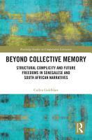 Beyond Collective Memory PDF