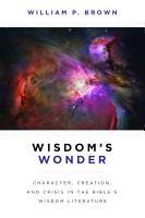 Wisdom s Wonder PDF