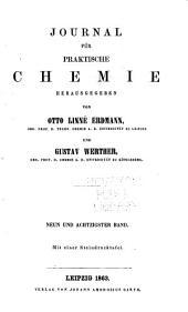 Journal für praktische Chemie: Band 89