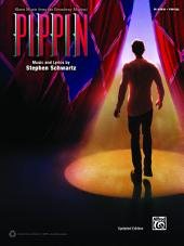 Pippin: Piano/Vocal/Chords Sheet Music from the Broadway Musical
