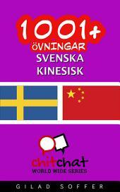 1001+ övningar svenska - kinesisk
