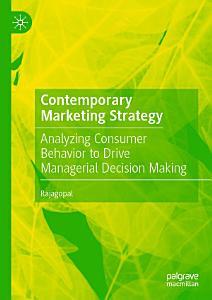 Contemporary Marketing Strategy PDF