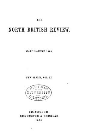The North British Review PDF