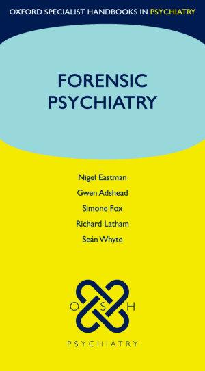 Forensic Psychiatry