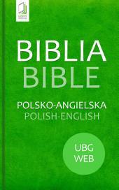 Biblia polsko-angielska: Polish-English Bible