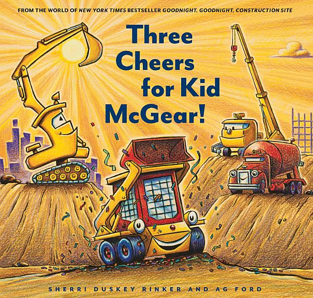Download Three Cheers for Kid McGear  Book
