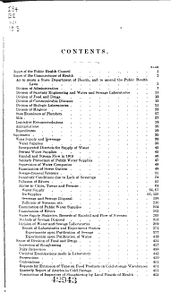 Annual report of the Department of Public Health  Massachusetts  for the year ending     1915