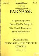 Download Parnasse Book