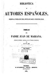Biblioteca de autores españoles: Volumen 30