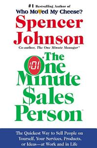 The One Minute Sales Person Book
