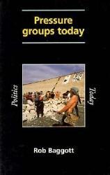 Pressure Groups Today Book PDF
