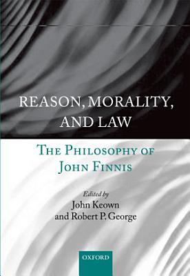 Reason  Morality  and Law PDF