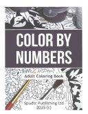 Color By Numbers Book PDF