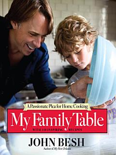 My Family Table Book