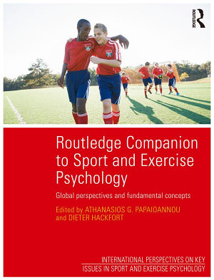 Routledge Companion to Sport and Exercise Psychology PDF