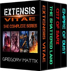 Extensis Vitae The Complete Series Book PDF