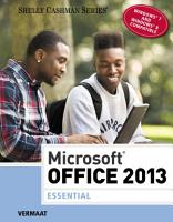Microsoft Office 2013 Essential