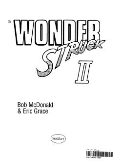 Wonderstruck II PDF