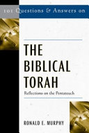 101 Questions and Answers on the Biblical Torah