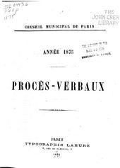 Procès-verbaux