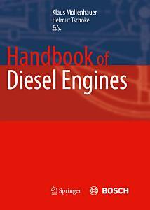 Handbook of Diesel Engines PDF