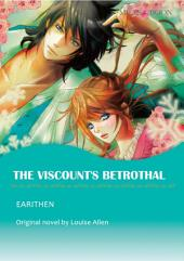 THE VISCOUNT'S BETROTHAL: Mills & Boon Comics