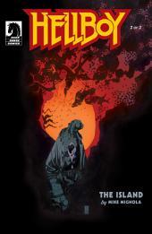 Hellboy: The Island #2