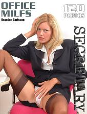 Sexy Office Ladies as Secretary Erotic Photo Ebook 120 erotic photos: Wonderful Mature Women in Nylons & sensual Lingerie