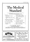 The Medical Standard