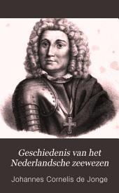 Geschiedenis van het Nederlandsche zeewezen: Volume 3